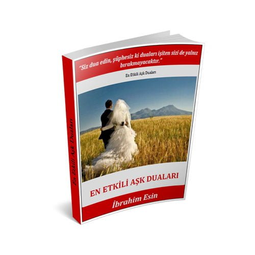 En Etkili Aşk Duaları Kitabı PDF